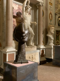 Picasso The Sculpture Docu-Film for Galleria Borghese in Rome. Pic by Fabio Santaniello Bruun