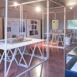Roberto Mariani Exhibition design