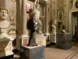 Picasso The Sculpture Docu-Film for Galleria Borghese in Rome. Pic by Fabio Santaniello Bruun