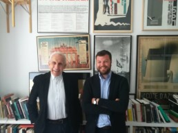 Kenneth Frampton and Andrea Crudeli